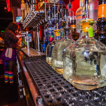 Downtown Eugene is home to the best happy hours. Join us at Starlight Lounge