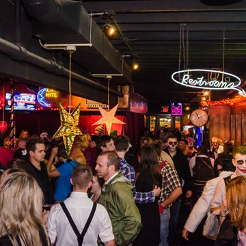 Starlight Lounge is home to Eugene's Best Downtown Happy Hour Specials